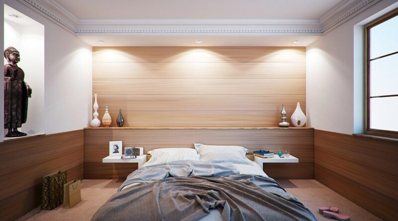 Jakie kolory do sypialni