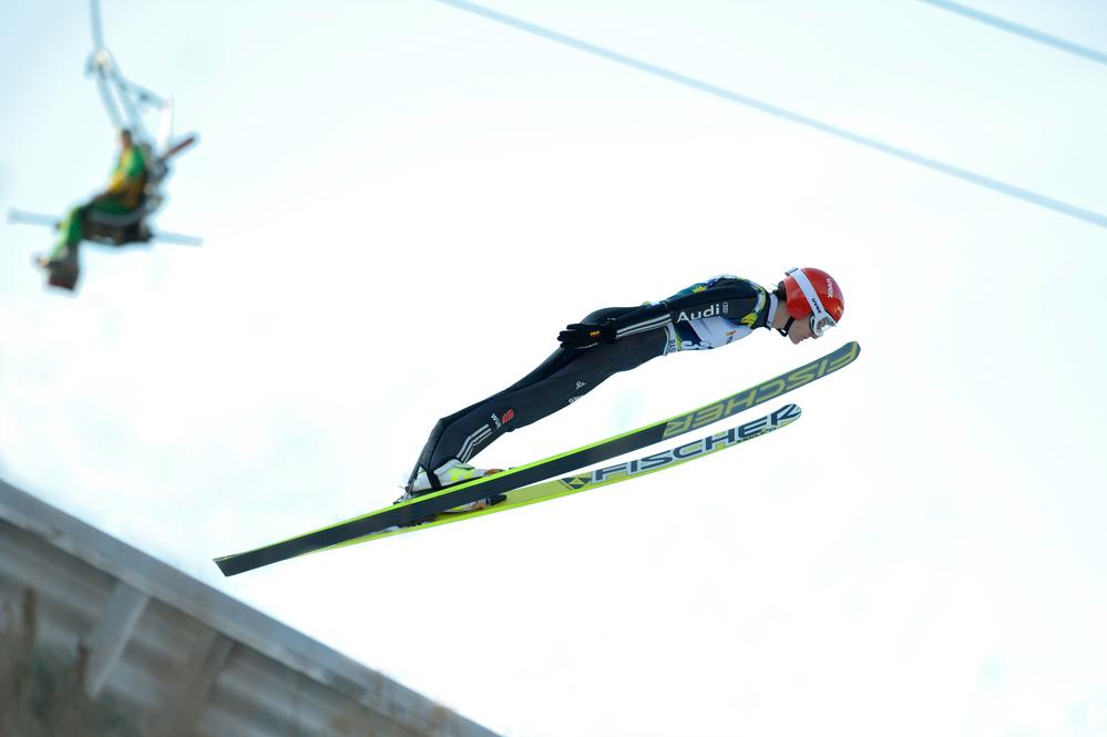Historia skoków narciarskich w zarysie